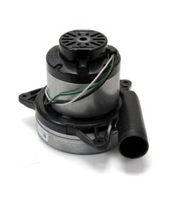 Tangential Discharge Vacuum Motor - Lamb #117465-00, BPT, HD, RD, B/B, 2 STG