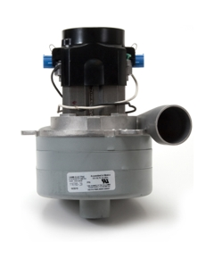 Tangential Discharge Vacuum Motor - Lamb #116765-29, BPT, B/B, 3S, AS, E, 3 STG