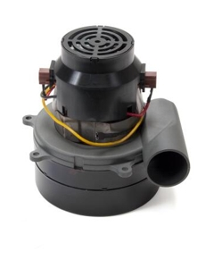 Tangential Discharge Vacuum Motor - Sourced Replacement  for 1942, BPT, B/B, AS, PB, 2 STG