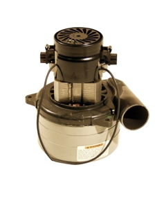 Battery Operated Vacuum Motor, 24V, Lamb #116515-13, BPT, B/B, 3 STG