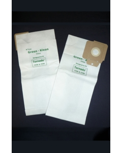 Replacement to Fit NSS Pacer 112 & 115 Paper Bag, 10 pak