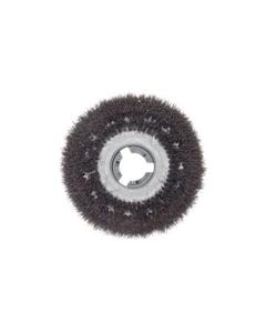 """13"""" Bassine scrub brush with clutch plate"""
