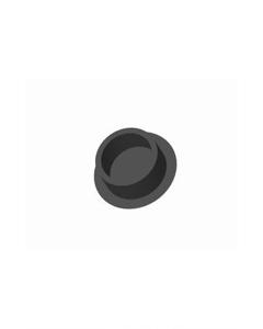"""Plug 78"""" Black Nylon"""