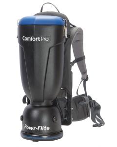 Premium Comfort Pro Backpack Vacuum - 10 Quart