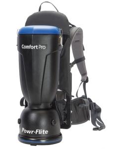 Premium Comfort Pro Backpack Vacuum - 6 Quart
