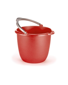 10 Quart Valu-Bucket, red