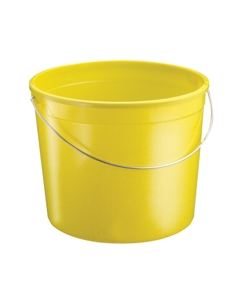 5 Quart Econo Bucket, yellow