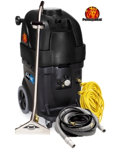 BlackMax Carpet Extractor Starter Pack Heated 13 Gallon
