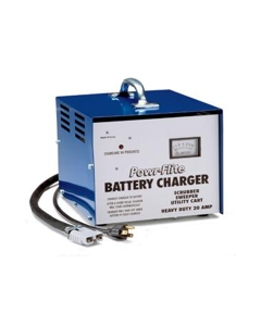 Battery Charger, 24 Volt, for Powr-Flite Automatic Scrubbers