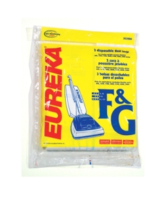 Eureka / Sanitaire F&G paper bag, 3 Pak - Factory Original