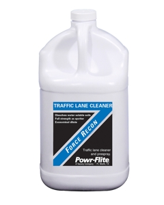 Force Recon - Traffic Lane Cleaner, 4 Gallon Case