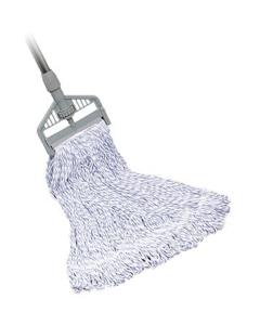 """Waxer, Finishing Wet Mop, 1-1/4"""" headband, #16 Medium"""