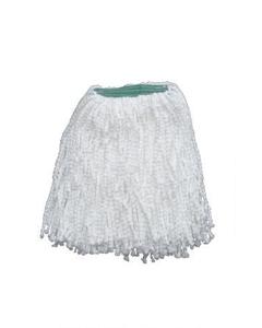 "Pearl Microfiber Wet Mop, White, 5"" headband, #16 Medium"