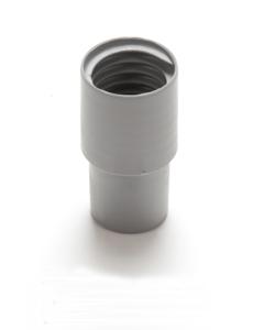 "1-1/4"" standard hose cuff, gray"