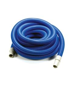"TMHD Vacuum Hose, 1-1/2"" x 50', Blue / Black with cuffs, 1 per carton"