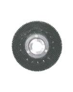 "17"" Lite Grit Scrub Brush with clutch plate"