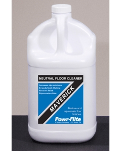 Neutral Floor Cleaner - Maverick, 1 gallon