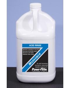 Acid Rinse - Marksmen, 1 gallon