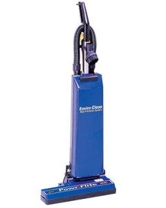 "18"" Dual Motor Upright Vacuum with Tools"