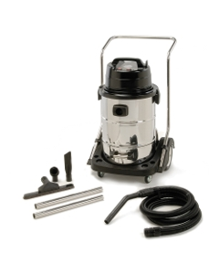 Wet Dry Vacuum 20 Gallon with Stainless Steel Tank and Tools PF55G