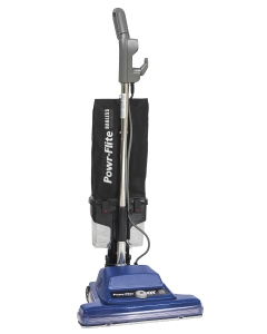 "Bagless Commercial Upright Vacuum 16"" w/QT and Wide Track"