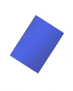"14""x20"" Blue Cleaner Pad"