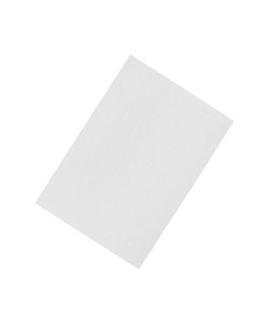 "14"" x 20"" White Polish Pad"