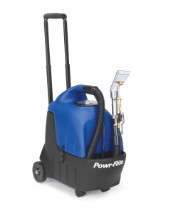 3.5 Gallon Portable Carpet Spotter with Detail Tool and 10' Stretch Hose