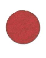 "20"" Red spray buff pad, 5 per case"