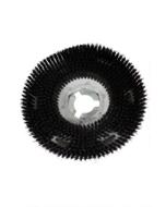"17"" Polypropylene Showerfeed Brush, 0.20 fill"