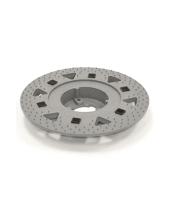 """16"""" Economy Pad Driver with built in riser and UP2P clutch plate"""