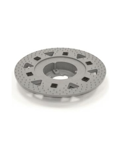 """19"""" Economy Pad Driver with built in riser and UP2P clutch plate"""
