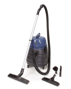 Wet Dry Vacuum 5 Gallon with Tool Kit - Polyethylene Body