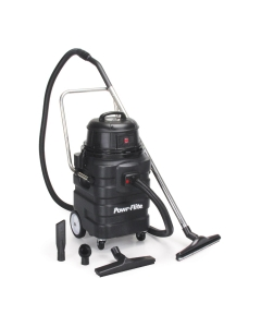 15 gallon Wet/Dry Tank Vacuum with Poly Tank and tool kit