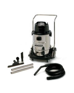 20 Gallon Wet Dry Vacuum with Stainless Steel Tank and Tools