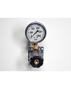 REGULATOR ASSEMBLY            500 PSI WITH PULSE HOSE