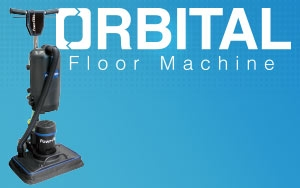 Orbital Floor Machine