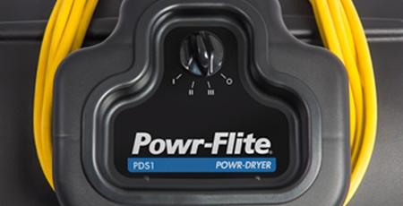 Powr-Flite PDS1 Powr-Dryer 18.5 width 19 Height