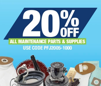 Shop parts and accessories and save 20% off this month!