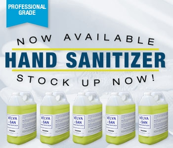 Fresh clean hands! Hand sanitizer is now available! Stock up while supplies lasts!