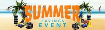 Summer Savings Event