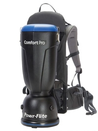Premium Comfort Pro Backpack Vacuum BP6P