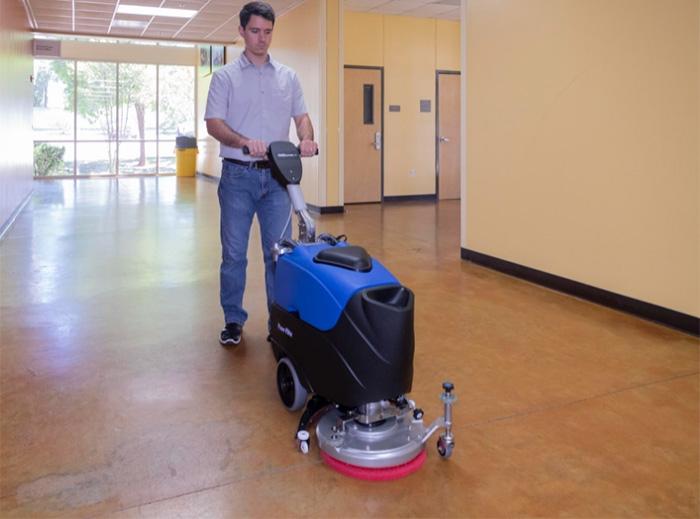 Predator Floor Scrubber