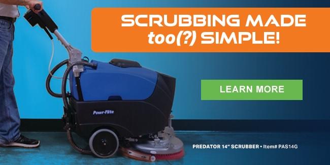 Micro Auto Scrubber