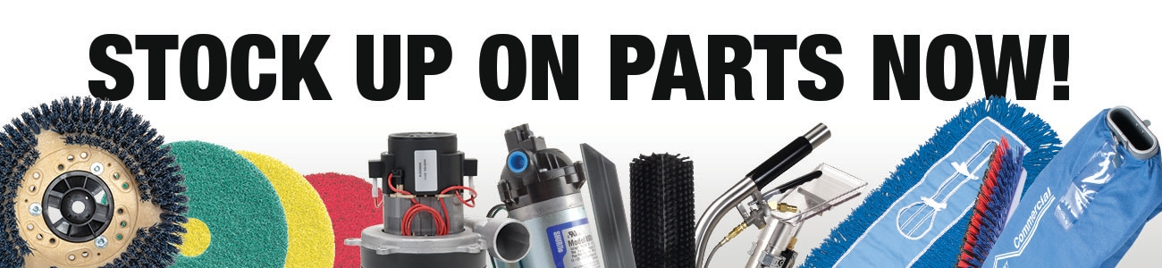 Use this month's offer spend $250 save $25 and stock up on parts now!