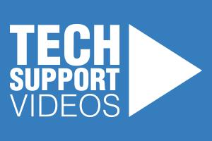 Tech Support Videos