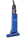 "Dual Motor Upright Vacuum 18"" with Tools"