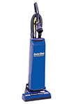 "Dual Motor Upright Vacuum 14"" with Tools"
