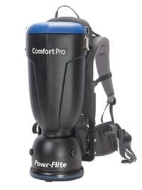 Comfort Pro Backpack Vacuum BP10S
