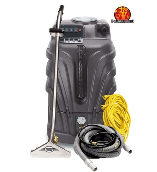 BlackMax Heated Carpet Extractor Kit